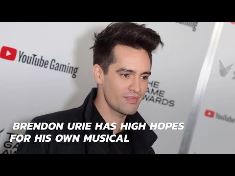 Brendon Urie Wants His Own Musical Mp3