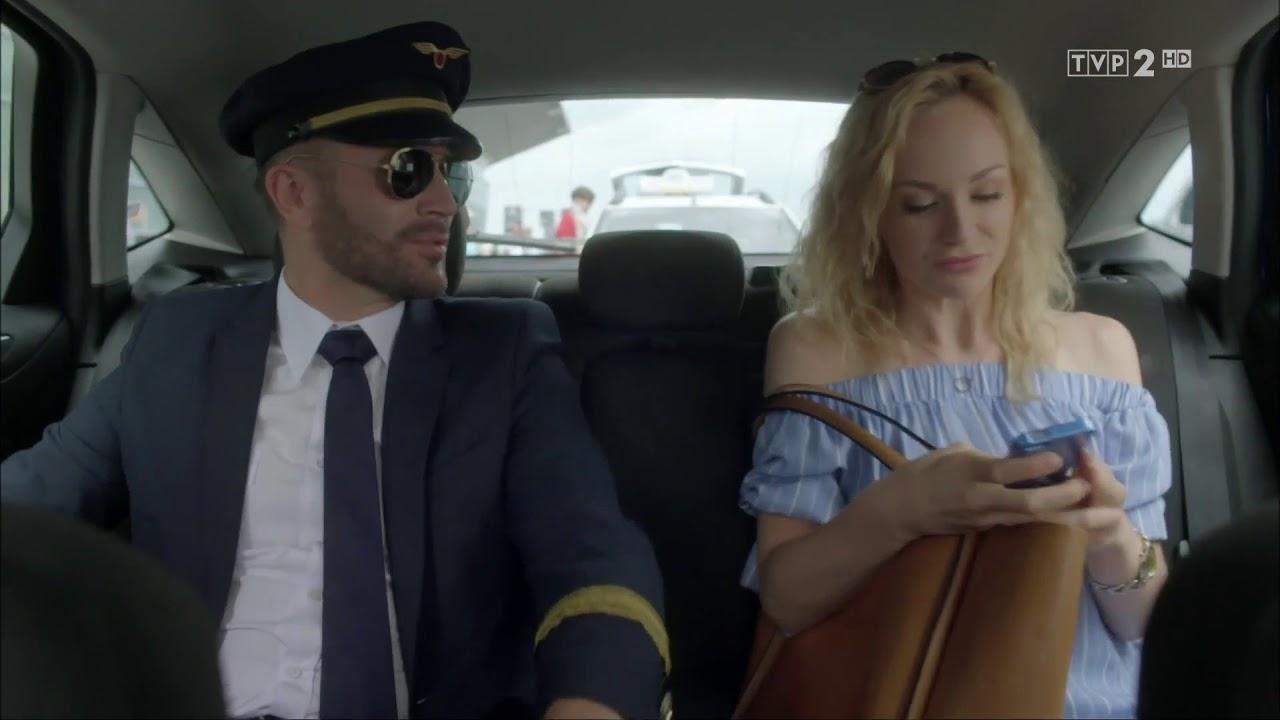 """""""O mnie się nie martw"""" – Fajni państwo – scena z 1 odcinka VII sezonu"""