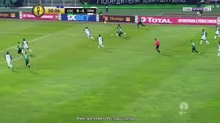 ملخص مباراة و أهداف شباب قسنطينة ضد تيبي مازيمبي 3-0
