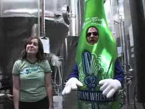 Steam Whistle Brewery Tour