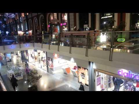 Centro comercial de príncipe pío Madrid