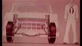 1956 2 of 3 Rambler Color Filmstrip for Internal Use