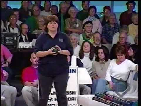 Candlepin Stars & Strikes - Jack Daley/Janet Poch vs. Tom Morgan/Karen McCormick