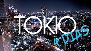 Vlog del viaje a Japón: Guia de viaje a Tokio durante 4 días donde ...