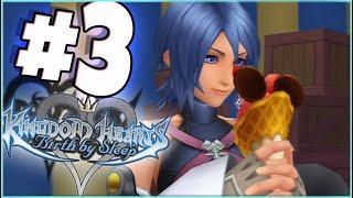 Kingdom Hearts Birth by Sleep Episode 3 Disney Town & Deep Space (Aqua Story) thumbnail