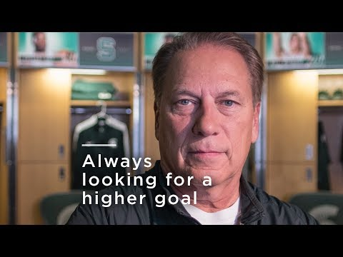 Tom Izzo: The Will to Make a Difference
