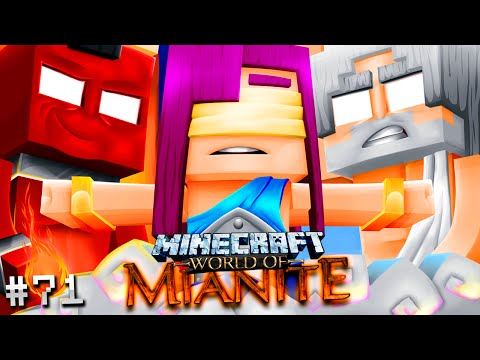 Minecraft Mianite: WEDDING PLANNING AND FURIA'S BETRAYAL (Ep. 71)