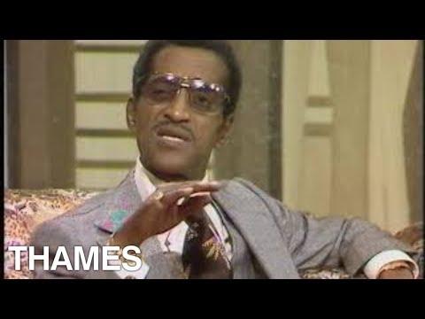 Sammy Davis Jr interview | American Singer | Looks Familiar | 1978
