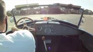 427 backdraft cobra 0 120 mph