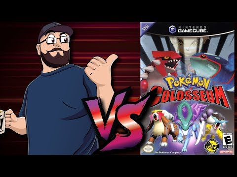 Johnny vs Pokémon Colosseum