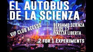 Science Bus VIP Club ft. Marky Marky and DJ Karlotta