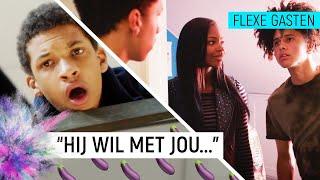 BENJI WIL MEER... #4 | Flexe Gasten | NPO Zapp