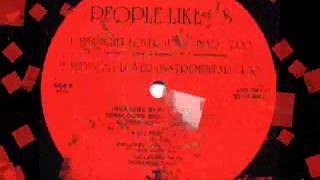 POEPLE LIKE US - MIDNIGHT LOVER (REMIX) (℗1986)