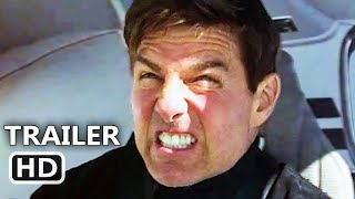 MISSION IMPOSSIBLE 6 FALLOUT Trailer (Tom Cruise, Action Movie 2018)