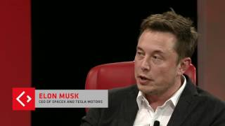 People should arrive on Mars in 2025 | Elon Musk, SpaceX | Code Conference 2016