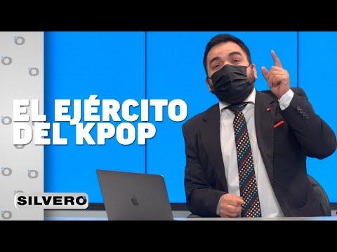 Silvero habla de BTS y el fenómeno fan