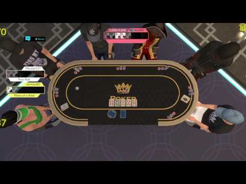 Four Kings Casino and Slots - VIP Poker Win