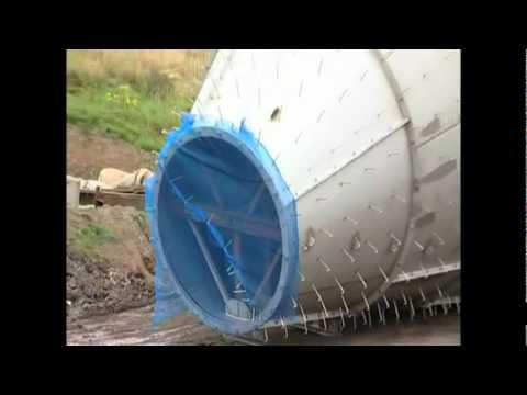 Gestión de la inundabilidad con valvula vortex en White Cart Water (Glasgow)