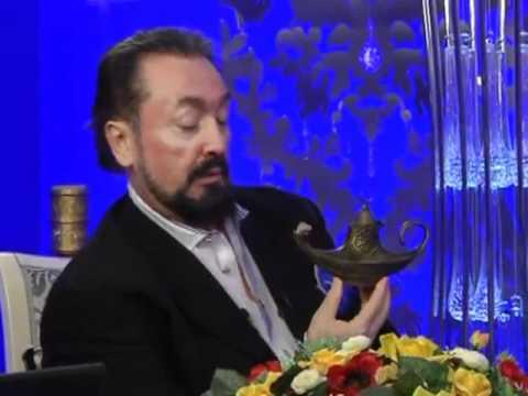 Şeyh Ahmet Yasin Bursevi Hocamızın Adnan Oktara gönderdiği yeni hediyesi Yaratilistr