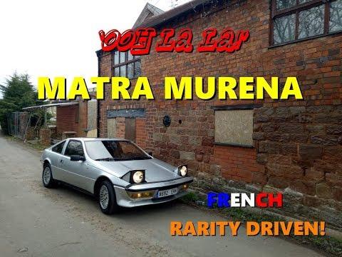 DRIVEN: Matra Murena 'Ooh la la!'