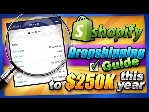 Dropshipping Shortcut - How I Made $900K With 1 Business This Year