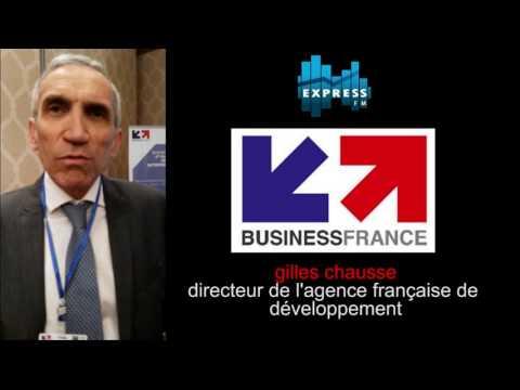 Interview avec Gilles Chausse directeur de l'Agence Française de Développement (AFD)