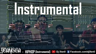 [Instrumental] YOUNGGU - HIPHOP FT. TIMETHAI, CD GUNTEE, & DIAMOND (3len0 Remake) FL Studio