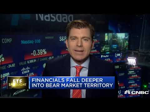 BREAKING NEWS | Financials fall deeper into bear market territory is there a correlation to housing?