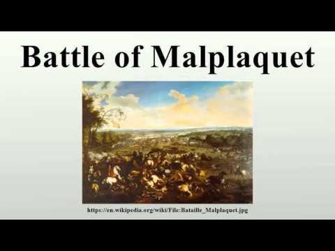 Battle of Malplaquet