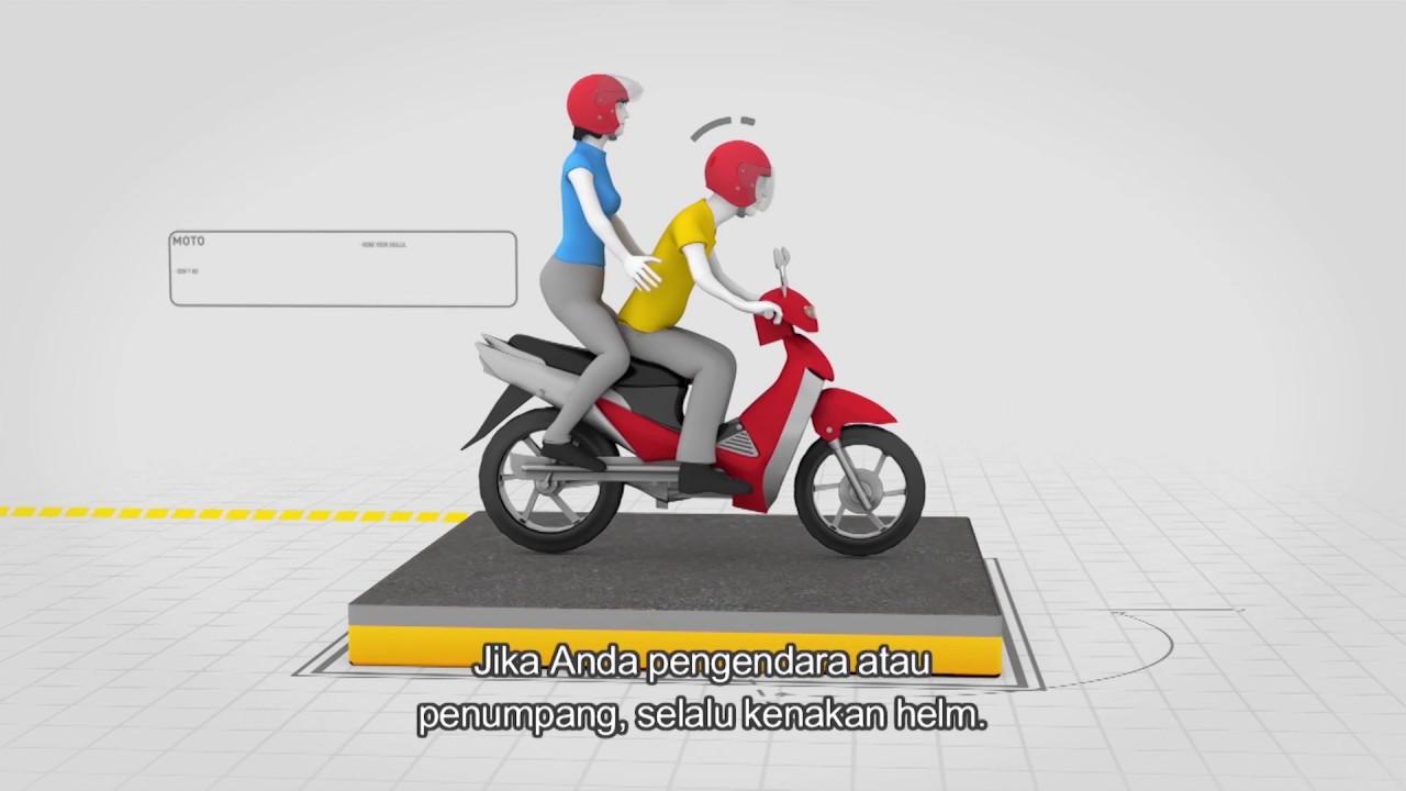 SAFE STEPS Road Safety Sepeda Motor (Bahasa Indonesia