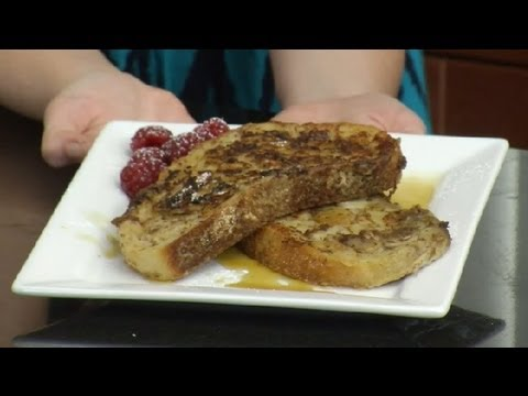 Vegan French Toast Recipe : Vegan Desserts