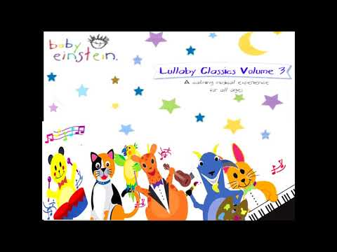 [Fanmade] Baby Einstein - Lullaby Classics Volume 3 CD (2018)