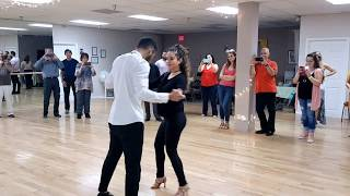 2 Hour Bachata Workshop by Famous Frankie Amparo & Edna Mode
