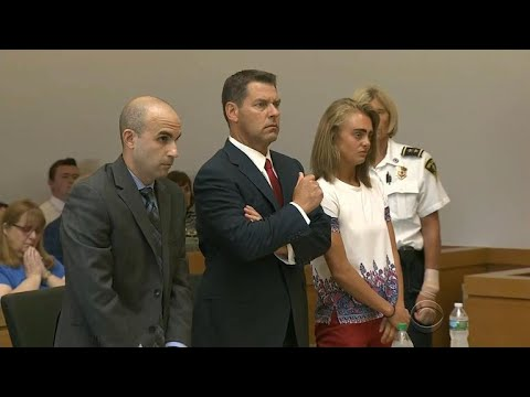 Michelle Carter sentenced to at least 15 months in texting suicide case