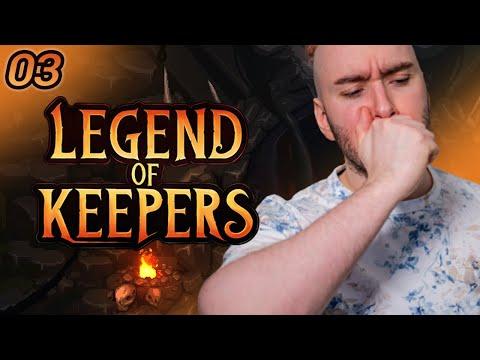 Vidéo d'Alderiate : [FR] ALDERIATE - LEGENDS OF KEEPERS - EPISODE 3