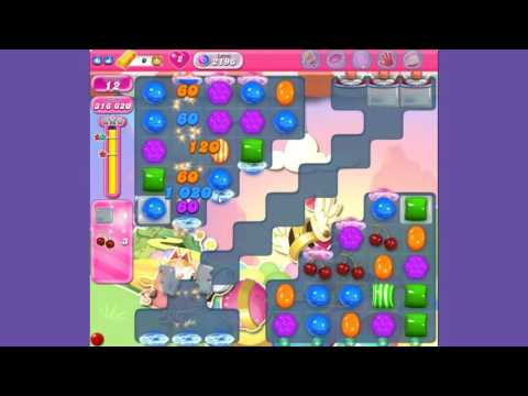 Candy Crush Saga Level 2196