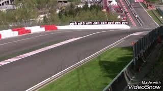 Spa Francorchamps Crashes ( Eau Rouge and Raidillon ) thumbnail