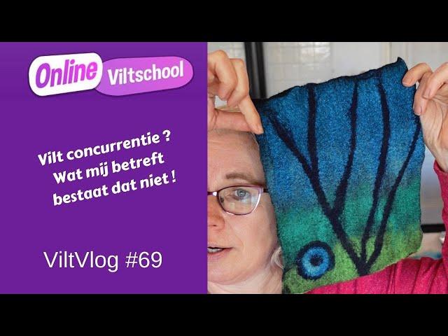 Viltvlog #69 Vilt concurrentie? Wat mij betreft bestaat dat niet!