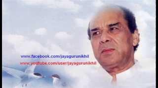 Guru Abahan (Dr Narayan Dutt Srimali)