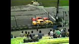 Raceway Park 1981 Late Model & Sportsman Trophy Dash