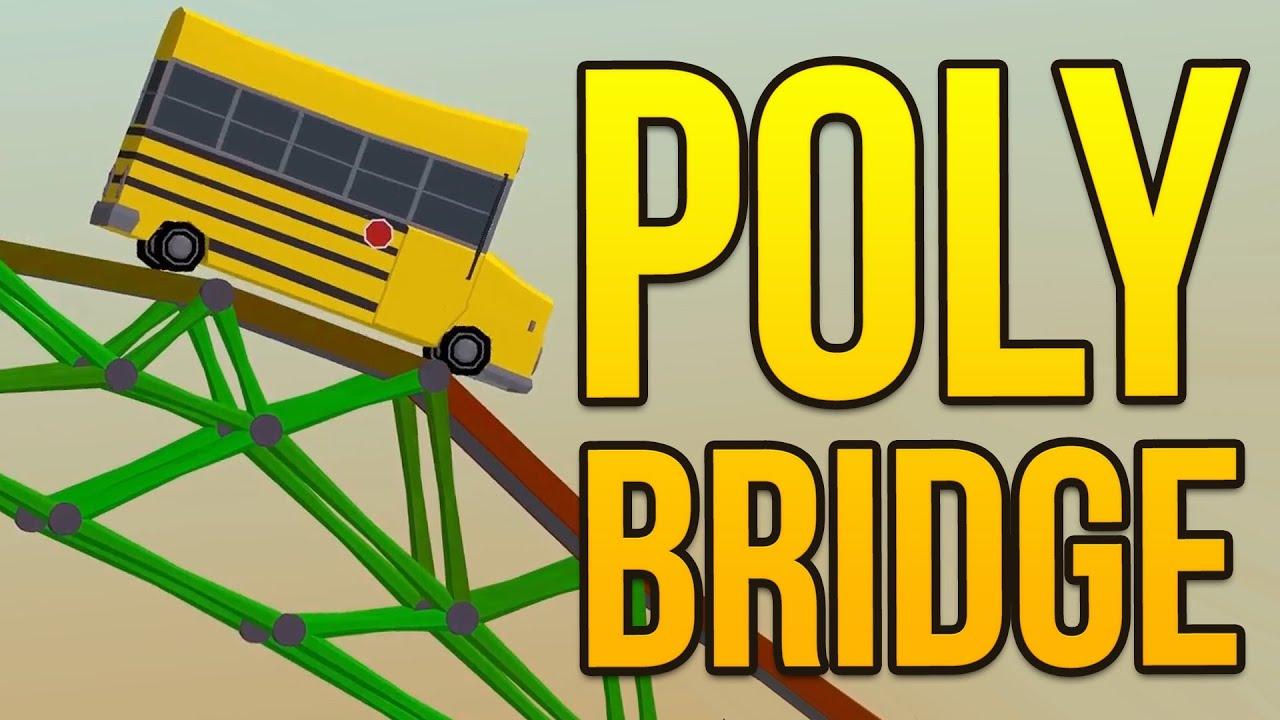 Poly Bridge (Стройка мостов, безумная игра!) 2 15