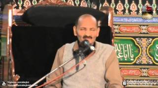 Qamar Abbas - Ali Shehanshah Da Sahara Na Hunda  - At Mochi Gate 2014