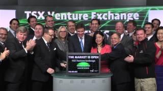 TSX Venture Exchange open Toronto Stock Exchange, November 29, 2013.