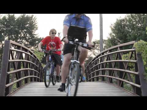 Rolling Meadows Police Department Community Bike Ride 2014
