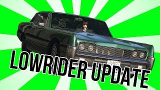 GTA V - Lowrider UPDATE