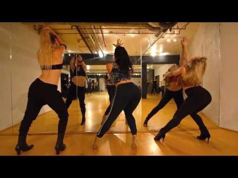 Jennifer Lopez - Waiting for Tonight - Choreography by TEVYN COLE