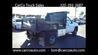 GMC Sierra 3500HD Dump Truck For Sale CarCo