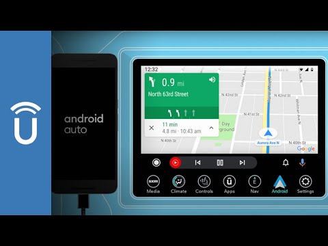 Using Android Auto™  | How To | Uconnect®
