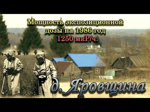Калужская область. Жиздринский район. Деревня Яровщина.