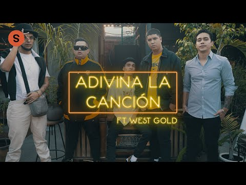 Adivina la canción con West Gold: 50 Cent, Control Machete, Cartel de Santa y más | Slang